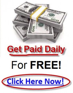 Get Paid Today!